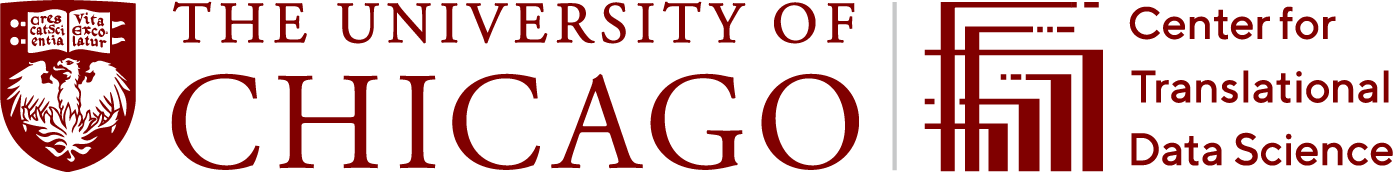 Center for Translational Data Science at The University of Chicago